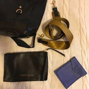 21dcd4365 Timbuk2 Bags | Black Jet Set Travel Backpack | Poshmark